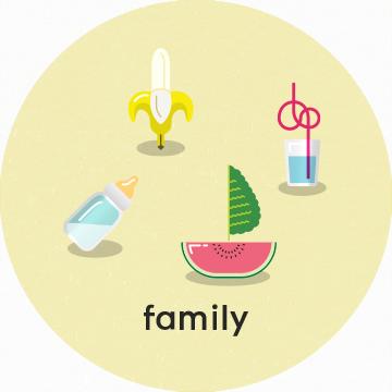 category family